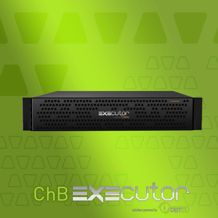 Channel in a Box SD/HD in EXEcutor Middle level solution - PBT EU