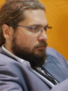 Alexander Stoyanov, Sales Director and Managing Partner