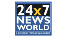24x7newsworld logo